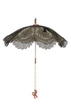 Parasol, made in France, c.1860