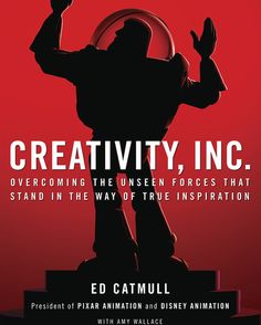 Creativity, Inc. #Books #SelfHelp #Psychology #Cookbooks #Fitness