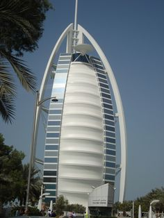 Burj Al Arab  Maybe this year.