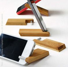 We designed this fine-looking bamboo stand to hold your device in either Diy Phone Stand, Wood Phone Stand, Ipad Stand, Tablet Stand, Wooden Phone Holder, Desk Phone Holder, Iphone Holder, Android Ou Iphone, Iphone Phone