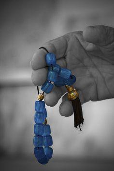 Κompoloi. Greek prayer beads