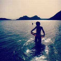 #visitgreece #sea #lagoon #vougliamenilake #vougliamenilagoon #greece #kreikka #loma #holiday #vacation #uimassa #swimming #swim #uimaranta