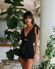 Image result for taylor lashae black outfit