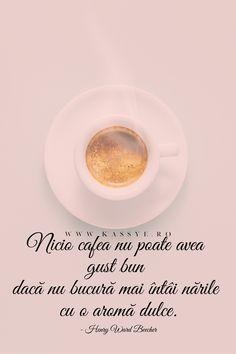 Dacă şi tu eşti iubitoare de cafea, citeşte 20 dintre cele mai frumoase citate despre cafea, citate care te vor face să-ţi mai doreşti una. #bunadimineata #cafea #citatedesprecafea