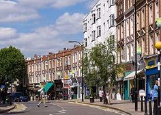 West End Lane, West Hampstead - one of my old 'hoods