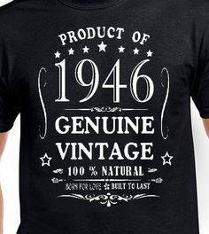 70th birthday Gift T Shirt Funny 70th birthday by DesignDepot123