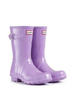 Original Short Gloss Rain Boots | Wellies | Hunter Boots