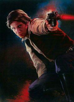 Happy birthday Harrison Ford Han Solo Star Wars