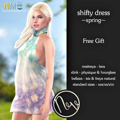 Shifty Spring Neve Dress Collaborative Freebies