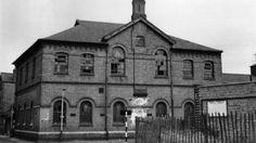 Ragged School in Bedford Street in 1966