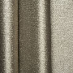 Curtain inspiration: LOU-LOU col. 001 by Dedar - A metallic knitted fabric with a full soft hand in tones of gold-silver and mother-of-pearl.