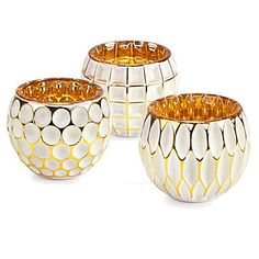Geo Votive | Votives | Candleholders | Home Accents | Decor | Z Gallerie - $ 1.40