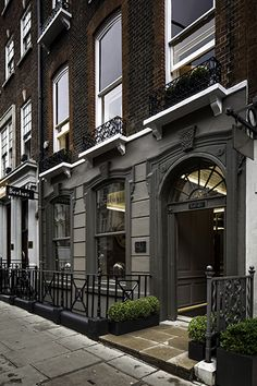 Berluti Maison, London | WORKS - CURIOSITY - キュリオシティ -
