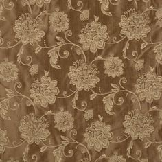 Save on Fabricut. Big discounts and free shipping! Strictly 1st Quality. Search thousands of designer fabrics. Item FC-3408511. Sold by the yard. Fabric Decor, Fabric Design, Fabricut Fabrics, Rolodex, Jacquard Fabric, Swatch, Branding Design, Bronze, Floral