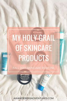 Want a flawlessly smooth skin? You don't know which skincare products you should buy to get skin as smooth as baby? Click through to find out which skincare products I use and recommend!
