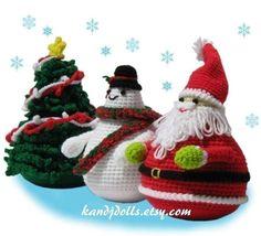 ENGLISH Instructions Instant Download PDF Crochet by kandjdolls
