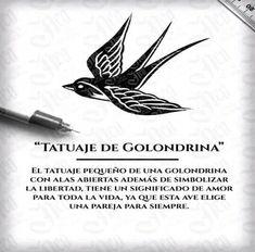 42 Mejores Imágenes De Tatuajes De Golondrinas Swallow Bird