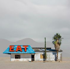 Western Realty - By digitally singling out old and neglected building across the western United States, photographer Ed Freeman challenges us to discover these architectural structures with fresh eyes. It's a series so brilliantly executed. Turns out, beauty was in front of us this entire time.