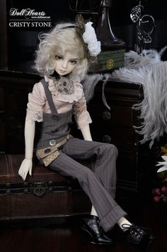 LD000536 [Edge of Extreme Steampunk] CRISTY STONE Limited VER.6 [LD000536] - $198.70 : DollHeart, by DollHeart.com