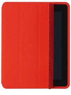Apple iPad Smart Case Polyurethane - Red