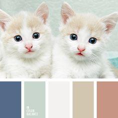 Color Palette No. Blue Colour Palette, Colour Schemes, Color Combinations, Color Balance, Color Harmony, Cat Colors, Colours, Pastel Colors, Pastel Palette