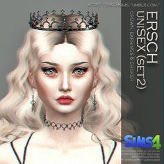 ERSCH - uniSEX set2 for TS4   ErSch Sims