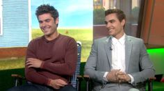After 'rough year' and rehab, Zac Efron calls 'Neighbors' movie 'icing on the cake'