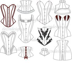 This amazing woman, Alexis Black, has built an incredibly successful corset business with little more than blood, sweat, & tears. She wants to share her hard-earned knowledge with the rest of the world. Please back her kickstarter campaign & be a part of supporting knowledge & growth - not to mention YOU'LL be able to create gorgeous corsets too!