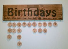 Sew So Projects: Birthday Board: the Saga Continues ...