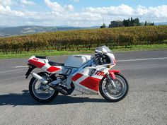 Yamaha tzr 125/cc,classic oldshcool bike, capable 95/been on one ,maybe 100/at a push, but nice styling...