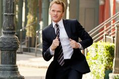 Strut through that wasteland like Neil Patrick Harris (Barney) in How I Met Your Mother. How I Met Your Mother, Mens Fashion Suits, Mens Suits, Yang Grey's Anatomy, Photogenic Guy, Barney And Robin, Neil Patrick Harris, Baby Smiles, Suit Up