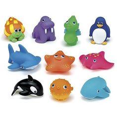 Juguetes para el Baño Munchkin Figuras de Animales