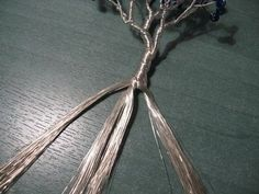 How to make a wire tree. Wire Tree - Step 11