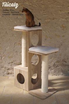 arbre a chat decoratif