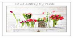 Oh So Shabby by Debbie - fabulously shabbby!