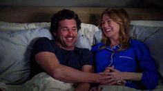 Pin for Later: 24 Times Derek and Meredith Were the Best Grey's Anatomy Couple When They Feel the Baby Kicking