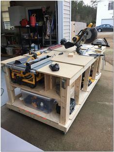 How to Choose the Perfect Workbench - Garage work bench, Workshop bench, Woodworking bench plans, Mobile workbench, Woodworking workbench -