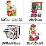 good for making toddler chore chart