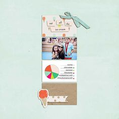 June BYOC | Some Great Scrapping Basics – Amber LaBau Designs