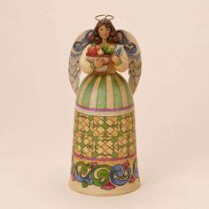 Devoted-Angel of Persistence Figurine
