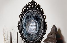 How to Make an Eerie Mirror