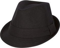 b86c3c95ed17a6 More ideas. Sakkas F1218 Original Unisex Structured Wool Fedora Hat ...