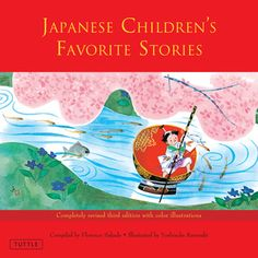 Japanese Children's Favorite Stories Book One by Florence Sakade. Delightful collection of Japanese folk/fairy tales that definitely target children. Used Books, My Books, Japanese Kids, Learning Japanese, Asian History, Waldorf Dolls, Japanese Culture, Childrens Books, Florence