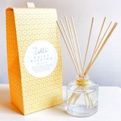 Zoella Lifestyle – Daisy Picking reed diffuser – Katie Scarlett