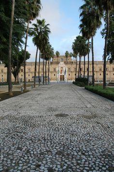 Sevilla. Parlamento de Andalucía.