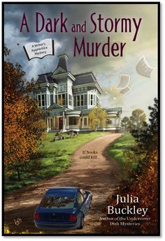 Mystery Lovers' Kitchen, guest author Julia Buckley is giving away a copy of her #book. Go to the blog to enter. www.mysteryloverskitchen.com @buckley0656