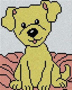 Ideas for crochet bookmark kids baby blankets Crochet Baby Blanket Tutorial, Crochet Sock Pattern Free, Pixel Crochet Blanket, Crochet Chart, Cross Stitch Baby, Cross Stitch Animals, Cross Stitch Charts, Cross Stitch Patterns, Bookmarks Kids