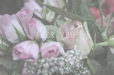 Dites le avec des fleurs. #flowers #quote #love