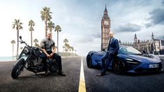 New in Home Entertainment: Dwayne Johnson and Jason Statham team up to battle a genetically enhanced villain played by Idris Elba in the 'Fast and Furious' blockbuster spin-off 'Hobbs and Shaw. Films Hd, Comedy Movies, Hd Movies, Movies To Watch, Movies Online, Action Movies, 1995 Movies, Movies Free, Fast And Furious