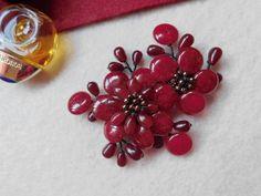 Handmade Jewelry, Bloom, Stone, Floral, Flowers, Jewerly, Rock, Handmade Jewellery, Jewellery Making